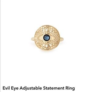 Alex and Ani Evil Eye Ring